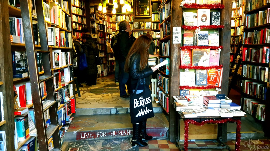 shakespeare and company soul do mundo
